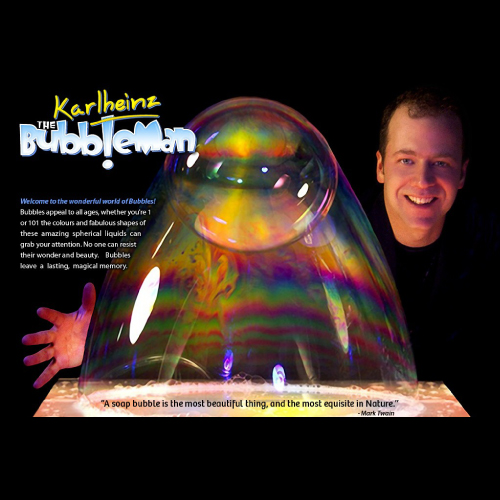 The Bubbleman