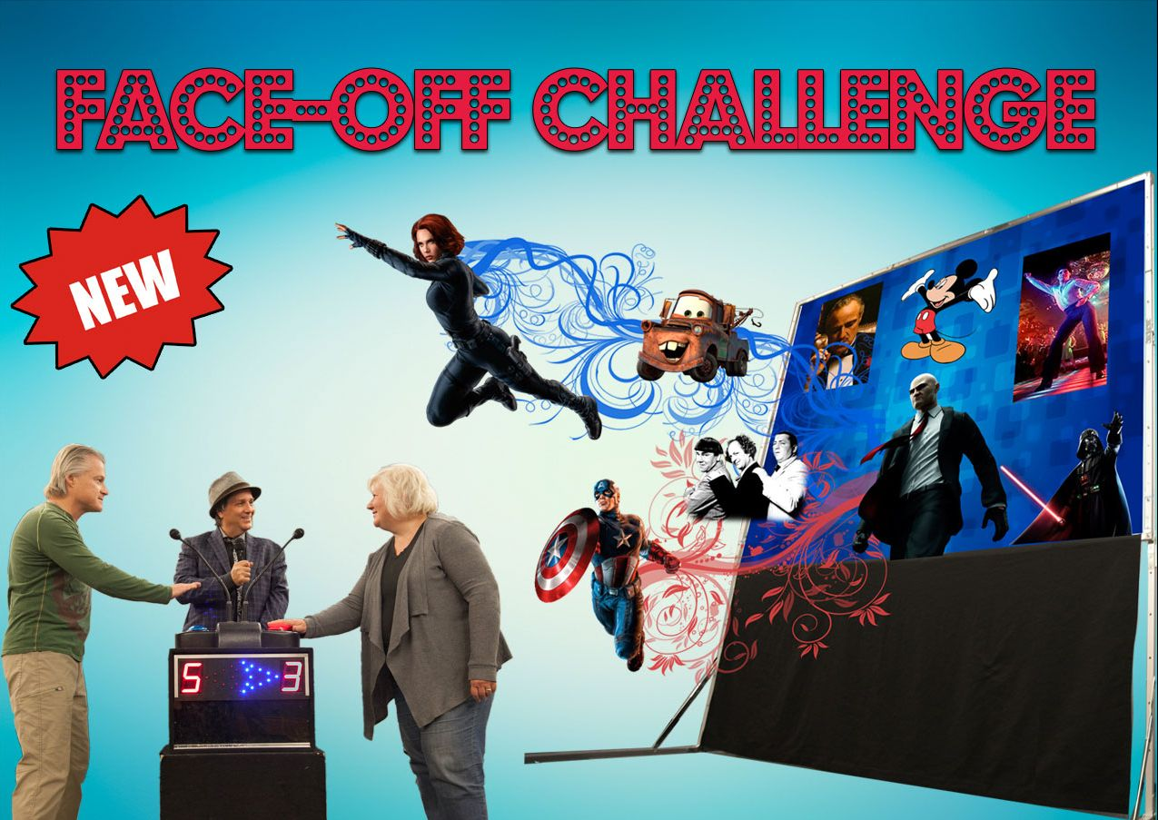Game Shows - Face off Challenge